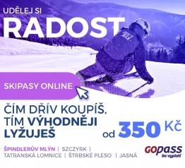 Warto kupować karnety narciarskie i bilety do Szpindlerowego Młyna w lepszej cenie!