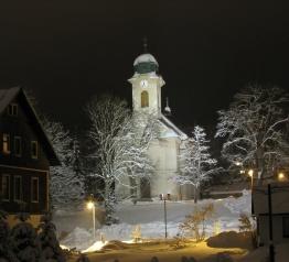 Advent a vánoční svátky v Krkonoších