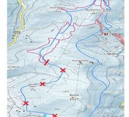Důležitá informace ohledně úpravy trasy Janova hora – Rovinka