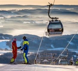 Aktuální sněhové podmínky v Krkonoších
