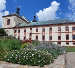 Trwa rekonstrukcja Muzeum Karkonoskiego w Vrchlabí