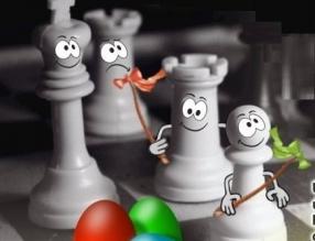 I. velikonoční šachový turnaj