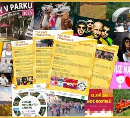 TOP akce v Krkonoších  – červen 2020