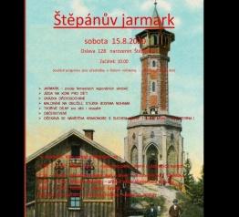 Přijměte pozvánku na Štěpánův jarmark