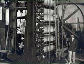 180 lat produkcji papieru w Hostinném
